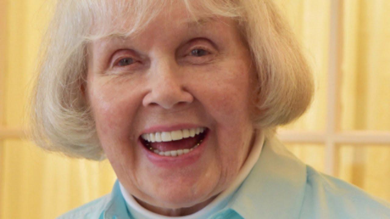Atriz Doris Day em foto recente (Foto: Reprodução)