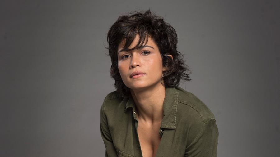 A atriz e cantora Nanda Costa (Foto: Reprodução)