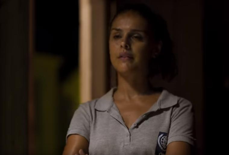 Paloma Bernardi na série do Netflix O Escolhido (Foto: Reprodução)