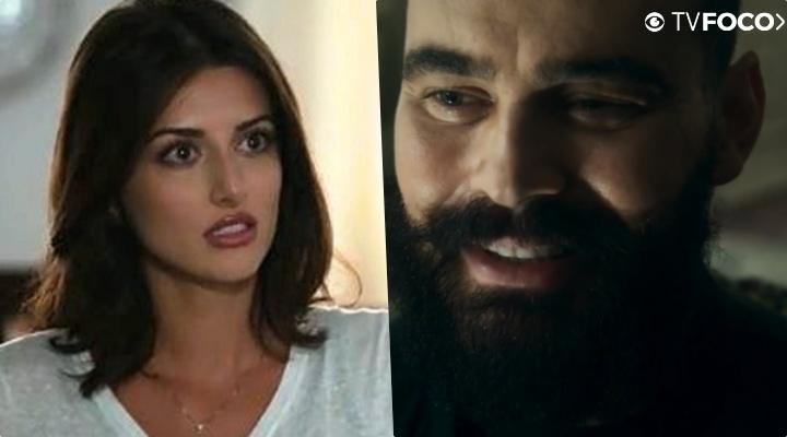 Paul (Carmo Dalla Vecchia) chegará ao Brasil com o propósito de acabar com Camila (Anaju Dorigon) em Órfãos da Terra da Globo