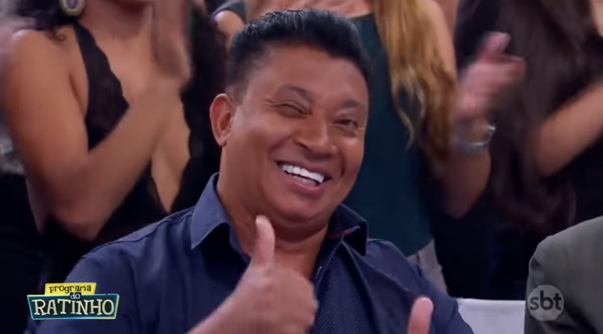 O famoso ator e humorista do SBT, Pedro Manso (Foto: Reprodução)