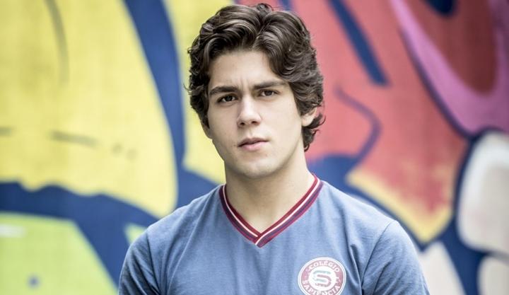 Daniel Rangel é uma das novas apostas da Globo. (Foto: Divulgação)