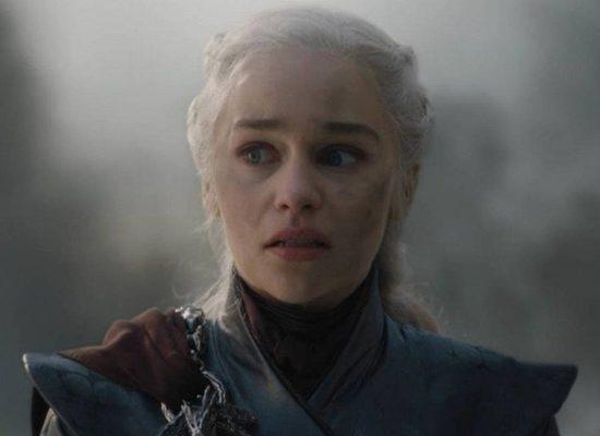 Daenerys Targaryen (Emilia Clarke) é protagonista de Game of Thrones. (Foto: Reprodução)