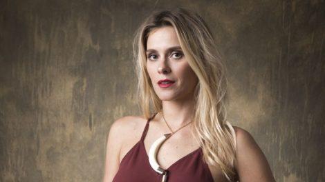 Carolina Dieckmann em O Sétimo Guardião da Globo (Foto: Divulgação)