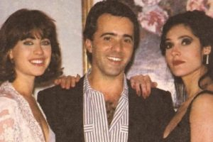 Fernanda Torres, Tony Ramos e Christiane Torloni protagonizaram Selva de Pedra. (Foto: Divulgação)