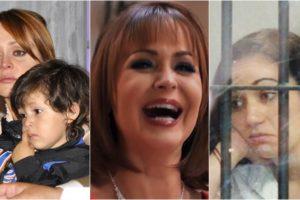 Gaby Spanic acusou sua ex-assistente de tê-la envenenado junto com a família. (Foto: Montagem/Reprodução)