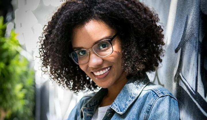 Heslaine Vieira foi uma das protagonistas de Malhação - Viva a Diferença. (Foto: Divulgação)