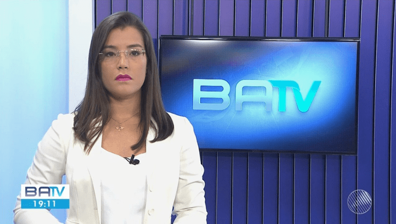 Priscila Guedes no BATV (Foto: Reprodução)