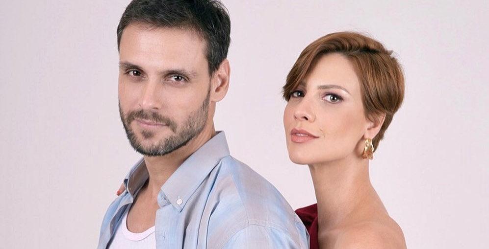 Antonio (Felipe Cunha) e Sophia (Camila Rodrigues) são os protagonistas de Topíssima da Record