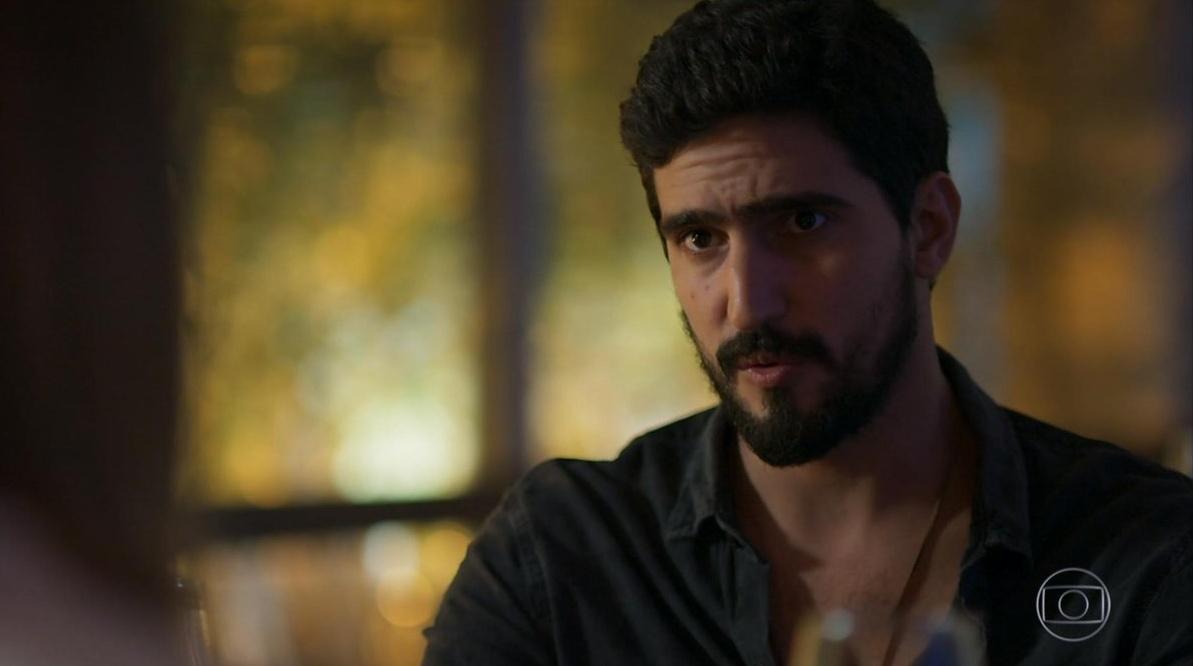 Jamil sofrerá atentado na novela das nove Órfãos da Terra da Globo