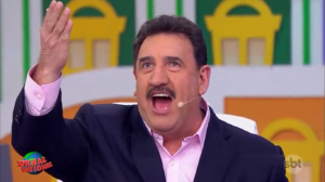 O apresentador Ratinho do SBT. (Foto: Reprodução)