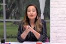 A apresentadora Sonia Abrão (Foto: Reprodução)