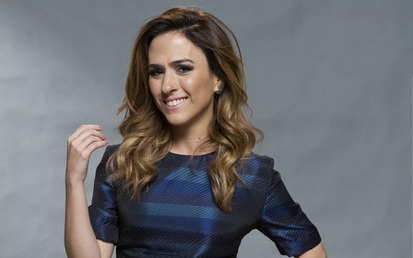"""A apresentadora do Multishow, Tata Werneck faz revelação chocante sobre gravidez, vai aos prantos e deixa Rafa Vitti assustado: """"Meu deus"""""""