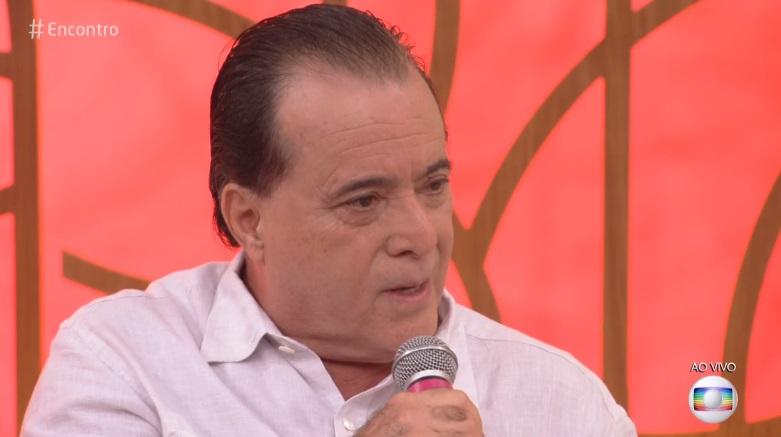 Tony Ramos interpretou Olavo em O Sétimo Guardião (Foto: Reprodução/Globo)