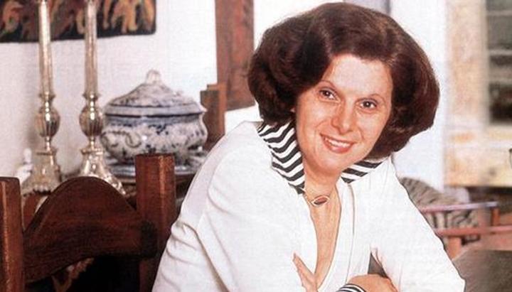Janete Clair foi autora original de Selva de Pedra. (Foto: Divulgação)