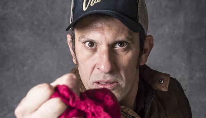 Milhem Cortaz tinha fetiche por calcinhas em O Sétimo Guardião. (Foto: Divulgação)