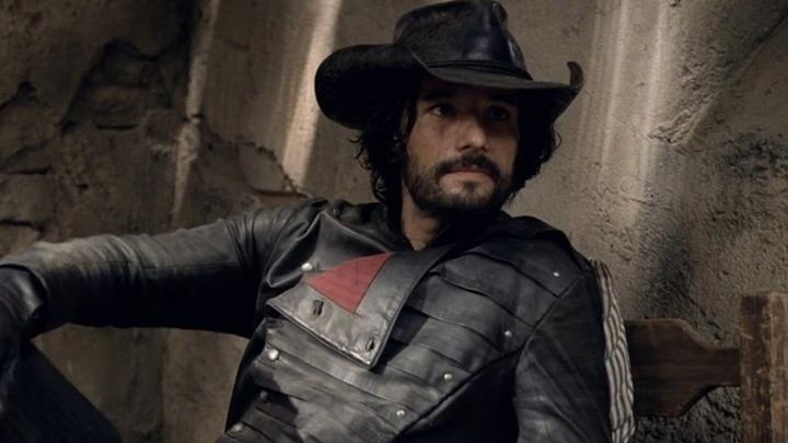 Rodrigo Santoro em cena da série Westworld. (Foto: Divulgação)