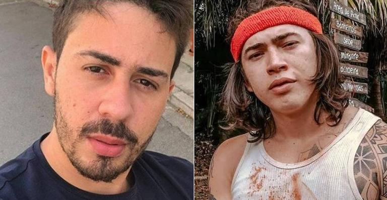 Carlinhos Maia e Whindersson Nunes (Foto: Divulgação)