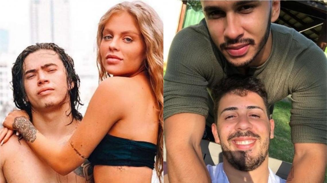 Whinderson Nunes e Luísa Sonza anunciaram que não serão mais padrinhos de casamento de Carlinhos Maia e toda verdade foi revelada (Foto: Reprodução)