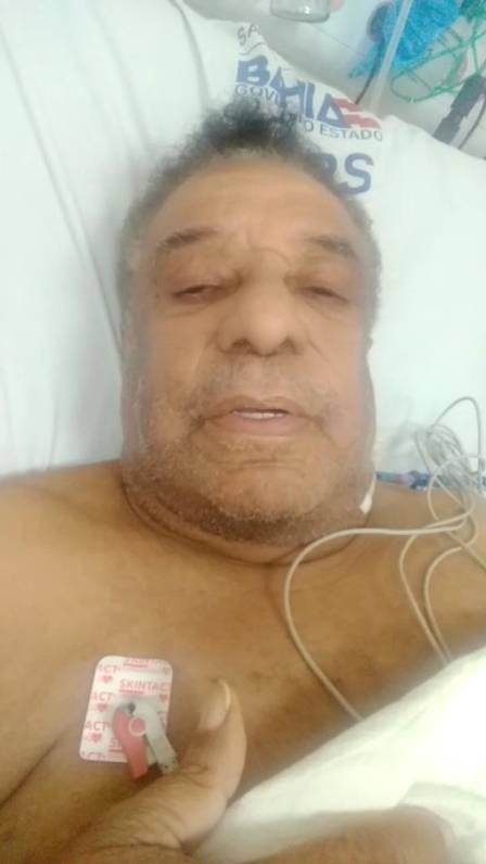 O cantor Agnaldo Timóteo teve uma piora significativa na saúde nas últimas horas
