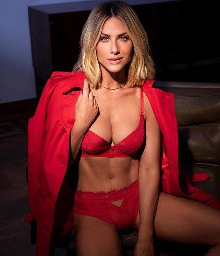 Giovanna Ewbank, casada com Bruno Gagliasso, revelou sentir atração por ator norte-americano (Foto: Divulgação)