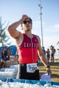 Nicolas Prattes está investindo na carreira de atleta (Foto: Daniel Kullock)
