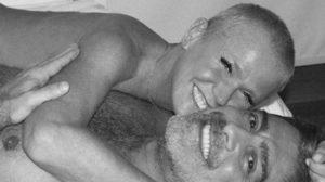 Xuxa e o namorado Juno (Reprodução: Instagram)