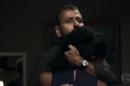 Marcos Palmeira (Amadeu) e Heloísa Jorge (Gilda) estão em trama que provocou polêmica em A Dona do Pedaço (Foto: Reprodução/Globo)