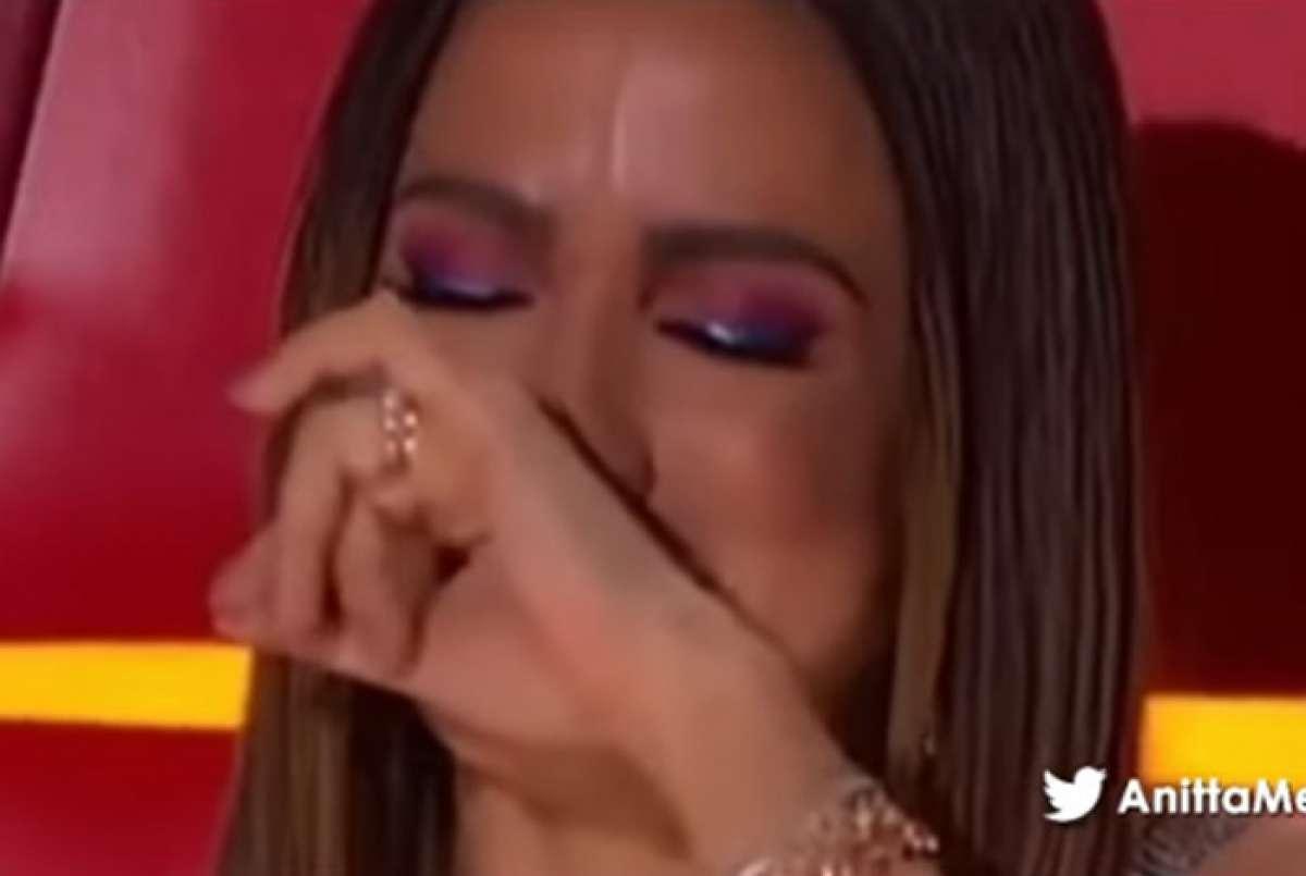 Anitta falou sobre sua depressão (Foto: Reprodução)