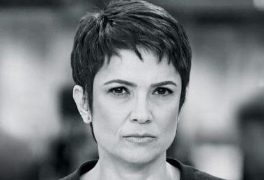 Sandra Annenberg fica sobrecarregada na Globo (Foto: Reprodução/ Globo)