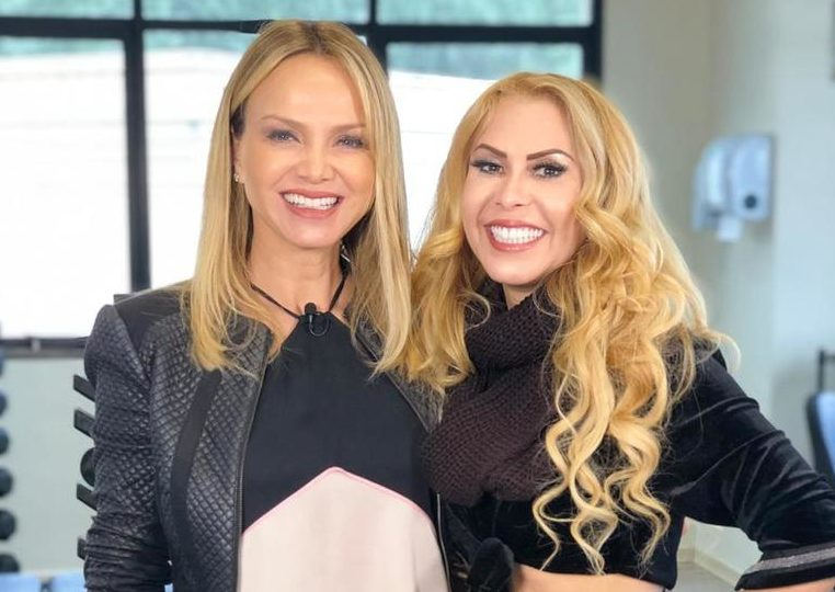 Joelma, após abandonar o pai em estado grave na UTI, cantora toma rasteira de apresentadora do SBT, Eliana e vai aos prantos
