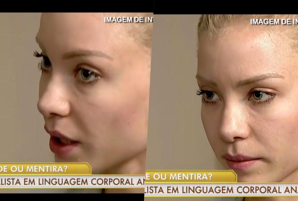 Especialista em linguagem corporal alega que Najila mentiu em entrevistas sobre acusação de estupro contra Neymar