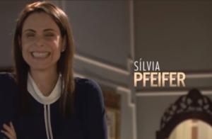 Sílvia Pfeifer é a co-protagonista da novela Ouro Verde, que será exibida pela Band. (Foto: Reprodução)