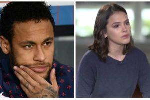 Neymar e Bruna Marquezine voltaram a ser assunto na mídia (Foto: Reprodução)