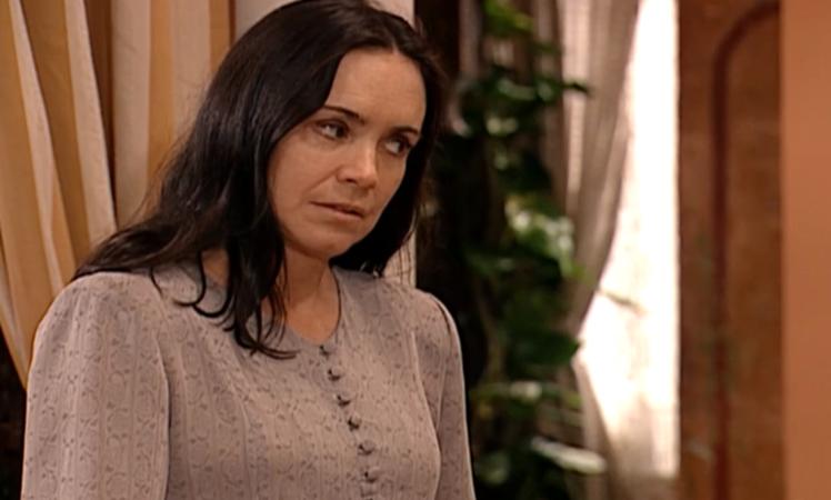 Regina Duarte (Helena) em cena da novela Por Amor; trama foi teve veto aumentado pela Justiça (Foto: Reprodução/Globo)