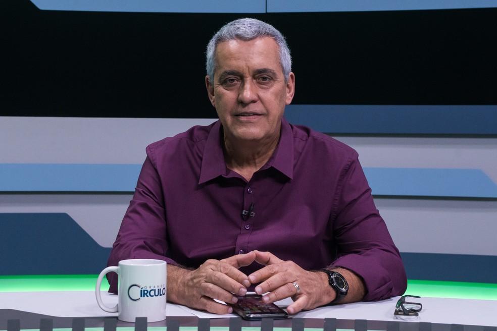 Mauro Naves foi afastado da Globo por causa do caso Neymar (Foto: Reprodução)