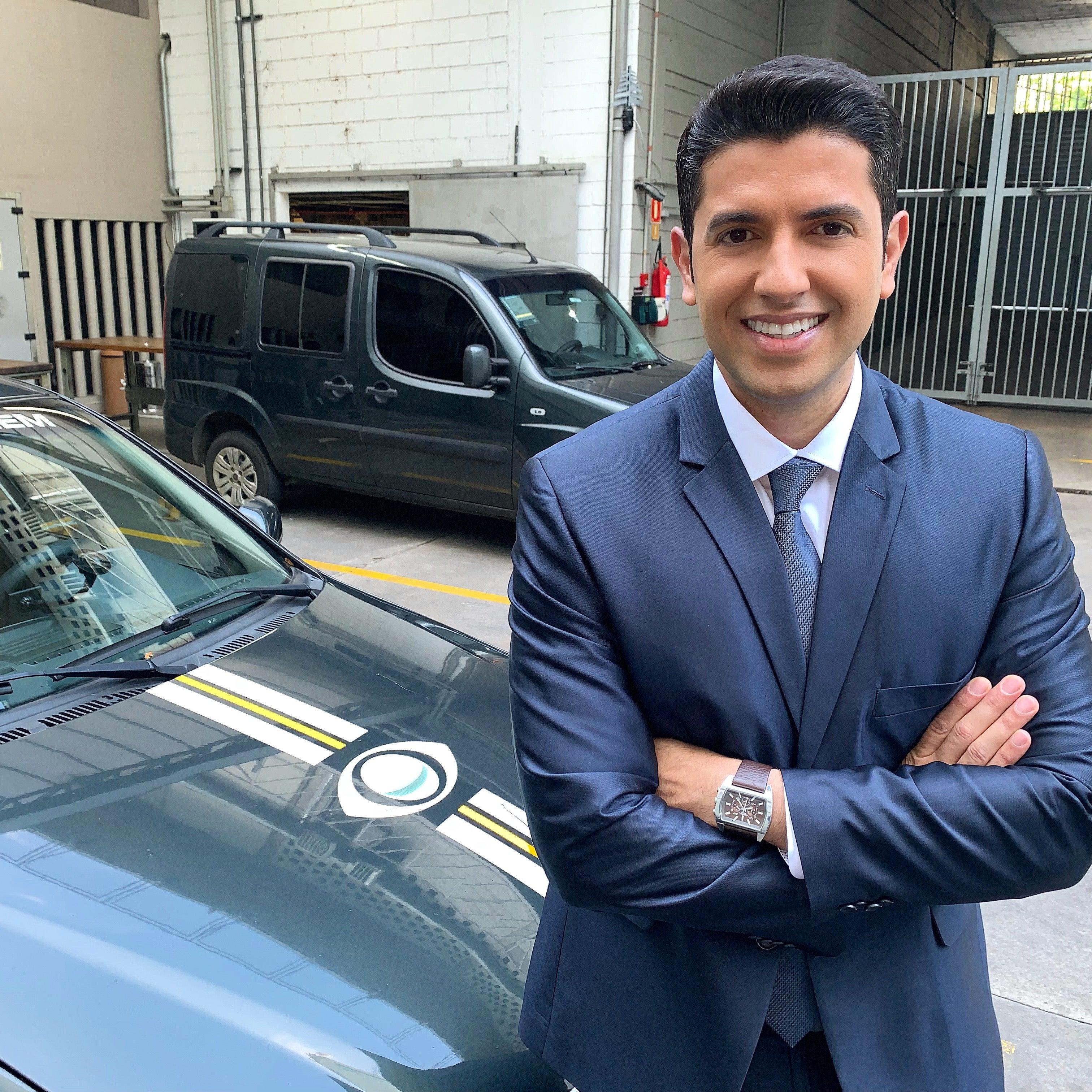 Repórter da Band, Maicon Mendes acusa Globo de grave crime, se revolta e desmascara emissora