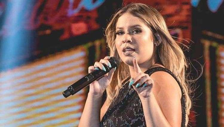 A cantora Marília Mendonça se revoltou com algumas críticas que recebeu (Foto: Divulgação)