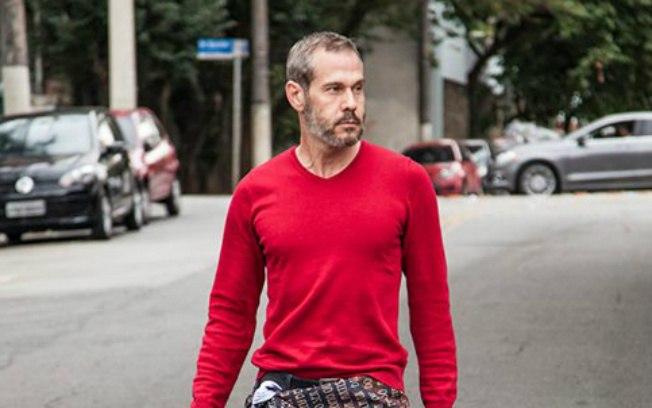 Eliana. O ator Nico Puig, famoso por causa das novelas que fez na década de 90, muitas delas como galã (Foto: Divulgação)