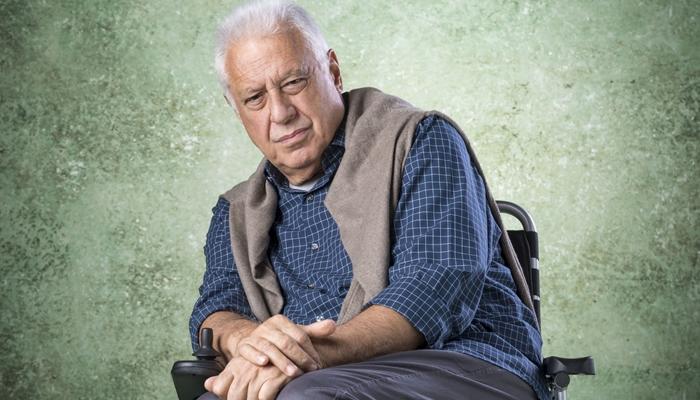 Antonio Fagundes (Alberto) em Bom Sucesso, nova novela das sete da Globo (Foto: Globo/João Cotta)