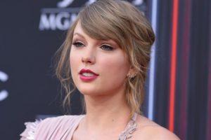 A cantora Taylor Swift fala sobre sua rede social Instagram (Foto: Reprodução)