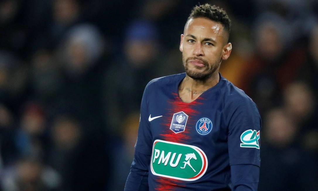 Neymar Jr. não retornou ao trabalho e irritou o Paris Saint-Germain (Foto: Divulgação)