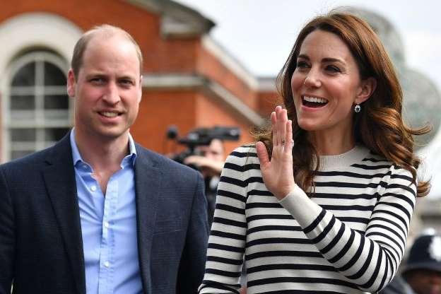 O príncipe William disse que já conversou com sua esposa sobre a possibilidade de ter um filho gay (Foto: Reprodução)