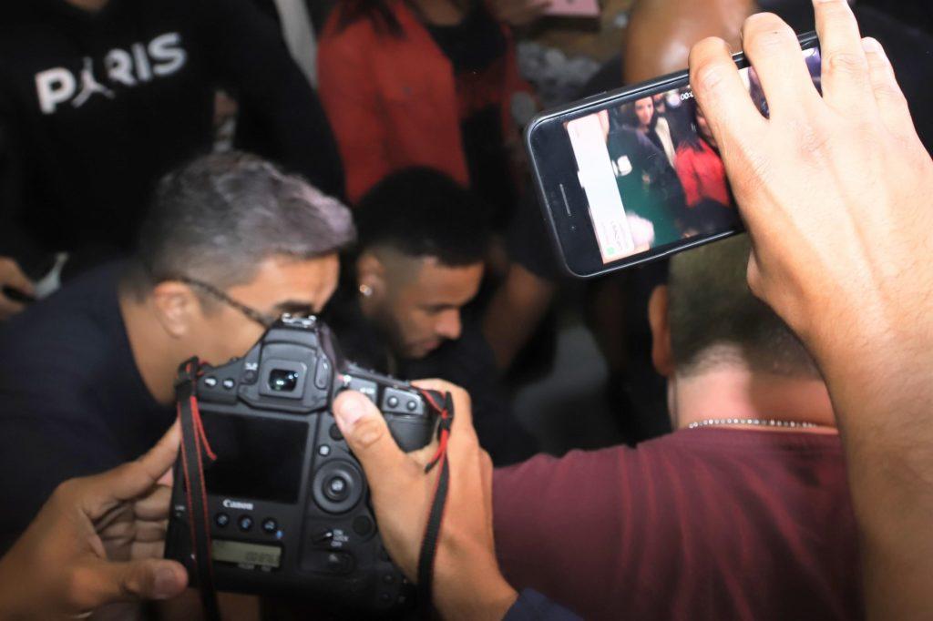 Neymar (Foto: Daniel Pinheiro/AgNews)