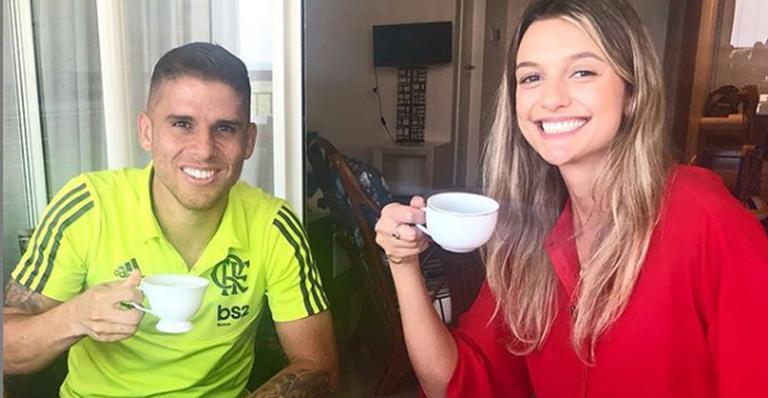 a repórter, Ana Helena Goebel, entrevista polêmica que lhe rendeu um afastamento ( Foto: Reprodução)