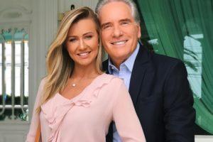 Ana Paula Siebert e Roberto Justus serão pais (Foto: Reprodução)
