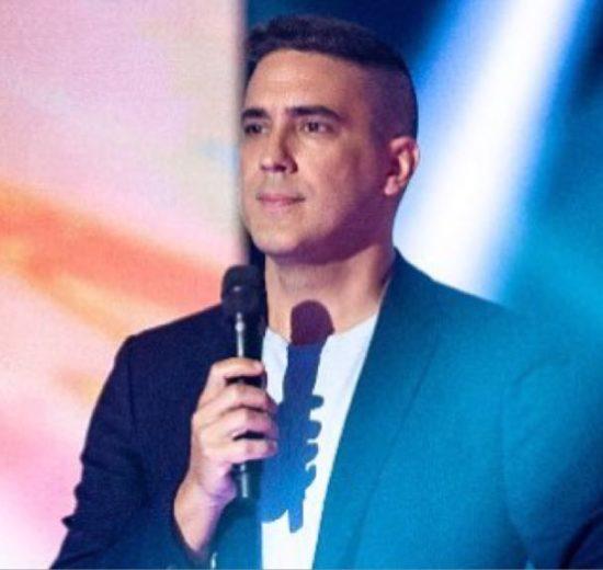 O apresentador da Globo, André Marques (Foto: Instagram)