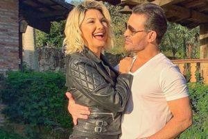 Eduardo Costa e Antonia Fontenelle podem ter assumido o namoro (Foto: Reprodução/ Instagram)