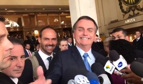 Jair Bolsonaro (Foto: Reprodução/Twitter)