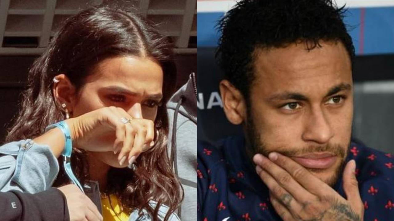 Bruna Marquezine e Neymar (Foto: Montagem/TV Foco)